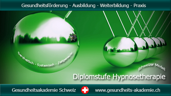 Hypnosetherapie Diplomstufe